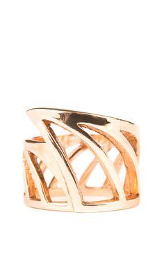 Shop Shark Finn Ring by Sara Beltran for Preorder on Moda Operandi