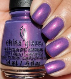 China Glaze - Seas And Greetings (Seas And Greeting Collection | Holiday 2016)