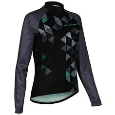 PANDOOM Women s Long Sleeve Fleece Thermal Cycling Jersey Bike Shirts Pro  Team Cycling Jacket for Outdoor Sports M - Brought to you by Avarsha.com 7c7ae70bf