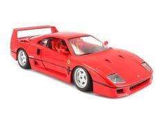 Ferrari F40 Red Signature Series 1/18 by Bburago 16601