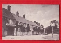 Oxfordshire, Aynho, Cartwright Arms.- Postcard.