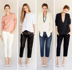 Ten Tips for Looking Good in Cropped Pants: Designer Susie Crippen on Her Favorite Silhouette