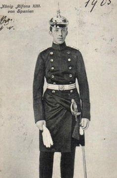 King Alfonso XIII. in German uniform | Flickr - Photo Sharing!