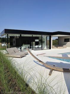 Glasshouse® aan het zwembad, exclusieve veranda, luxe veranda