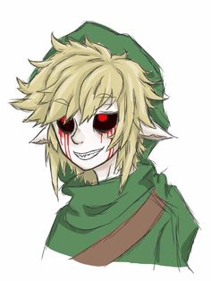 BEN Drowned Scribble by Cailu