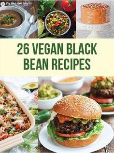 26 of the Best Vegan Black Bean Recipes