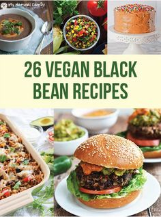 26 Vegan Black Bean Recipes