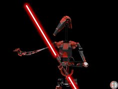 Dark Battle Droid - 7 by mech7 on DeviantArt