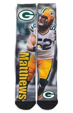 FBF Originals 'Green Bay Packers - Clay Matthews' Socks