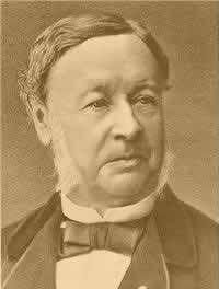 Matthias Jakob Schleiden (1804-1881): German botanist and co ...