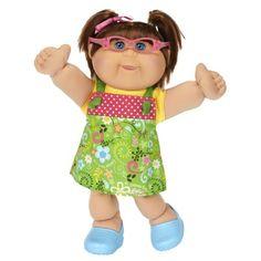 every little girl needs a cabbage patch doll Muñecas Cabbage, Kids Girls, Baby Kids, Cabbage Patch Kids Dolls, Indian Dolls, Brunette Girl, Doll Patterns, Kids Patterns, Knitting Patterns