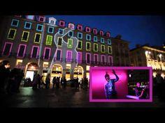 Nike Store interactive videomapping on Vimeo - YouTube