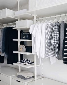 The Best IKEA Closets on the Internet via @WhoWhatWearUK