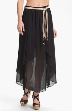 #Nordstrom                #Skirt                    #Sanctuary #Layered #Chiffon #Maxi #Skirt #Nordstrom                          Sanctuary Layered Chiffon Maxi Skirt | Nordstrom                              http://www.seapai.com/product.aspx?PID=418837