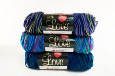 Check out the With Love Red Cross Yarn Bundle Giveaway and enter to #win. Giveaway compliments of AllFreeCrochetAfghanPatterns and Red Heart!