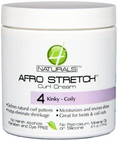 4 Naturals Afro Stretch Curl Cream, 6 Ounce 4 Naturals http://www.amazon.com/dp/B008CGN46G/ref=cm_sw_r_pi_dp_fkuUub1CPP73A