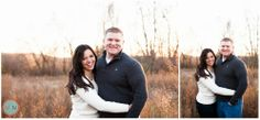 Engagement Photography; Meagan and Nate Photography; Sunset Engagement Photography; Fall Engagement Photography