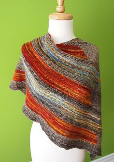 Ravelry: Earth & Sky pattern by Stephen West