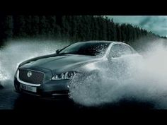"""""""This is not the road less traveled; this is the road never traveled"""" (Jaguar XJ launch)"""