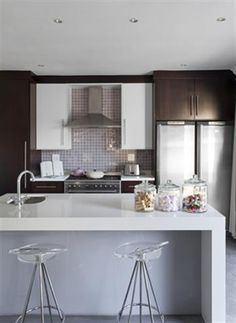 An outdated and dusty kitchen is opened up and simplified making for the perfect kitchen makeover. A hub to socialise as well as cook in! Table, Home, Makeover, Furniture, Home Pictures, Kitchen, Kitchen Makeover