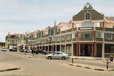 Swakopmund ist ein beliebter Urlaubsort auch für Namibianer