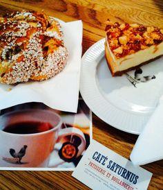 Zimtschnecke & Cheesecake Stockholm