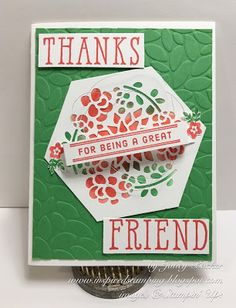 Inspired Stamping by Janey Backer: ICS Blog Hop Blog Candy Giveaway, Window Box, Window Shopping, Stampin' Up!