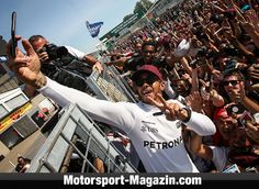Formel 1 2017, Kanada GP, Montreal, Lewis Hamilton, Mercedes-AMG, Bild: Sutton