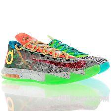KD 6 PREMIUM What The KD WTKD Nike VI 4 5 6 7 8 Aunt Pearl Nerf Jordan  Lebron 9