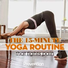 15-Minute Gentle Yoga Routine That Fights Pain - Health Tricks