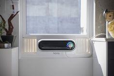 Noria Klimaanlage für Befestigung am Fenster