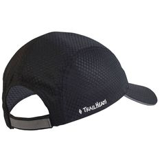 Race Day Running Cap - Black by TrailHeads