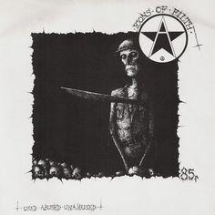 Degen Erik: Icons Of Filth - Used Abused Unamused EP (1983)