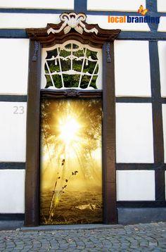 23. Türchen - es wird heller  Die Tage werden wieder länger ...und morgen ist Weihnachten!