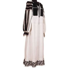 Black, a neutral and elegant color. Entirely handmade, this item is vintage and unique! Its motifs and symbols are traditionally Romanian. Neutral, Symbols, Crafty, Costumes, Popular, Embroidery, Woman, Elegant, Unique
