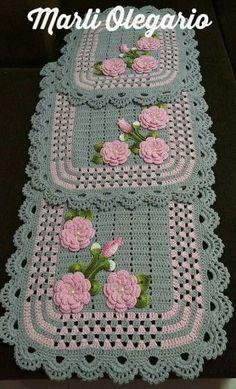 56 Ideas For Knitting Blanket Pattern Diagonal Crochet Mat, Crochet Carpet, Crochet Home, Filet Crochet, Crochet Doilies, Pinterest Crochet, Knitting Patterns, Crochet Patterns, Crochet Baby Blanket Beginner