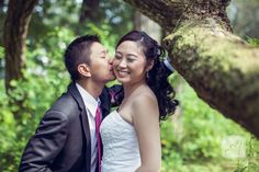 Rustic outdoor summer lakeside wedding   Mountain Lakes House in Princeton   Angelina M. Photography