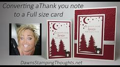 Videos and Tutorials featuring Stampin' Up! products from independent Stampin' Up! Learn new techniques, tips, trends and more! Christmas Cards 2017, Simple Christmas Cards, Homemade Christmas Cards, Stampin Up Christmas, Xmas Cards, Christmas 2019, Holiday Cards, Fancy Fold Cards, Folded Cards