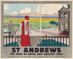 st-andrews-higgins-poster