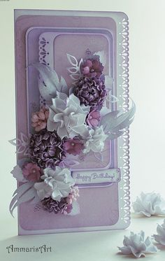 Hello Everyone! ;)  Today I want to share with you a pastel layerd card. At the…