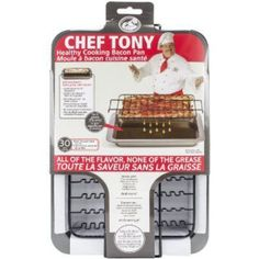Chef Tony Bacon Pan 7-63098