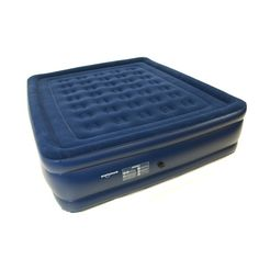 Smart Air Beds Comfort Top King Size Raised Flocked Inflatable Air Bed Mattress (BD-1125F)