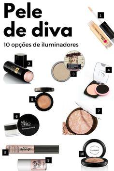 How to use illuminator in makeup. which is the best illuminator. Make Makeup, Makeup Shop, Makeup Tips, Beauty Guide, Beauty Secrets, Beauty Hacks, Elvira Makeup, Beauty Make Up, Hair Beauty