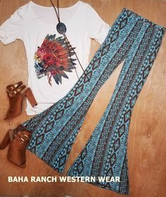 Cowgirl Gypsy AZTEC Bells Pants Yoga Festival BELL BOTTOMS 70s fashion SMALL | Clothing, Shoes & Accessories, Women's Clothing, Pants | eBay!