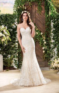 The pretty 2016 wedding dresses from Jasmine Bridal
