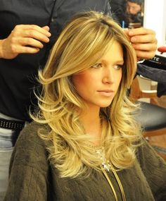 corte de cabelo em camadas - Pesquisa Google
