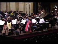 Rachmaninov Piano Concerto #1: movement 2 Piano, Orchestra, Buenos Aires, Pianos