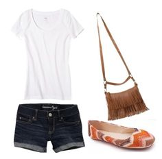 white & denim outfits for women - Google Search
