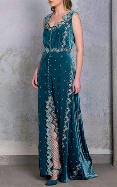 Luisa Beccaria Look 18 on Moda Operandi
