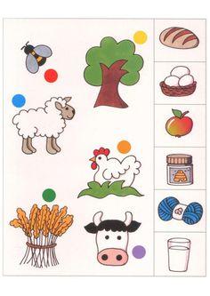 Preschool Learning Activities, Educational Activities, Toddler Activities, Preschool Activities, Teaching Kids, Kids Learning, English Worksheets For Kids, Kids Math Worksheets, Learning English For Kids